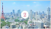 東京23区域のあらゆる事務職求人案件に対応!のイメージ