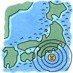 台風予想について イメージ