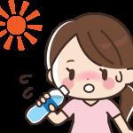 水分の話 イメージ