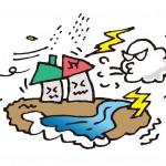 日本と震災 イメージ
