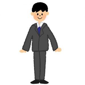 スーツの話 イメージ